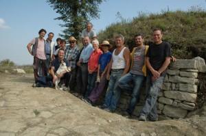 Corso Pietra di Langa - I partecipanti